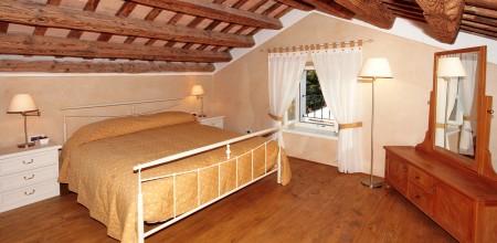 Double bedroom - east side second floor