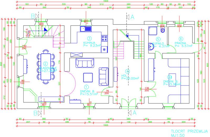 Ground floor ground plan