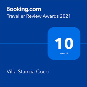 Booking.com 10 out of 10